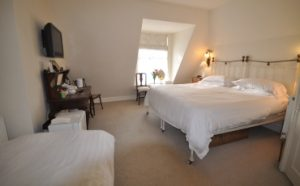 Marlborough house, guest house, bath, somerset floral room