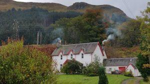 Inverardran, Guest House, Crianlarich, Perthshire